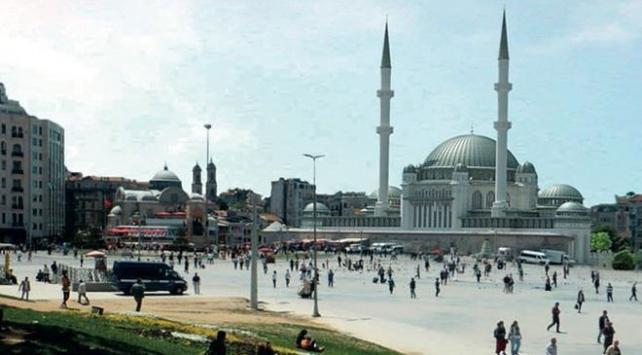 Taksim Camisi için ilk kazma yarın vurulacak