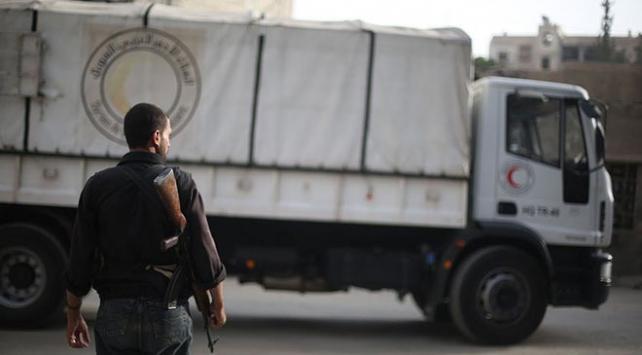 BM, Musuldaki yardımlarını geçici olarak durdurdu