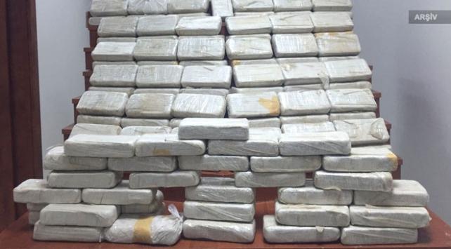 Gürbulakta 60 milyon lira değerinde eroin ele geçirildi