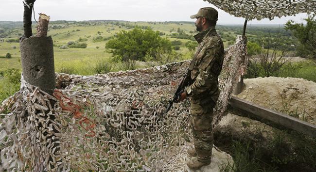 Ukraynada çatışma sürüyor