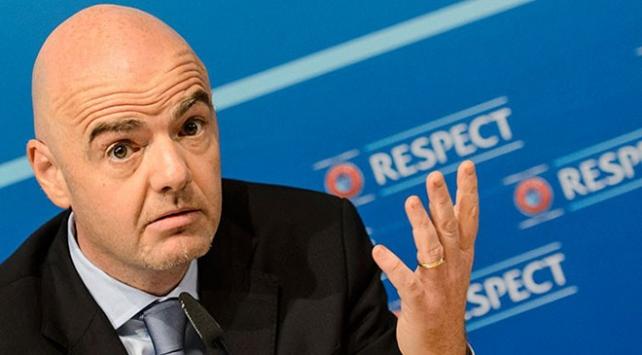 FIFA Başkanından Dünya Kupası açıklaması