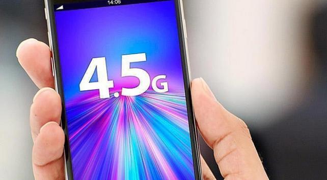 4,5G kalitesinde iletişim kırsalda yaygınlaşacak