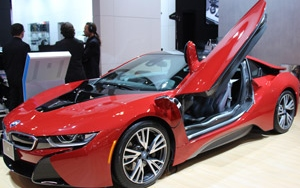 Kanada Otomobil Fuarı başladı