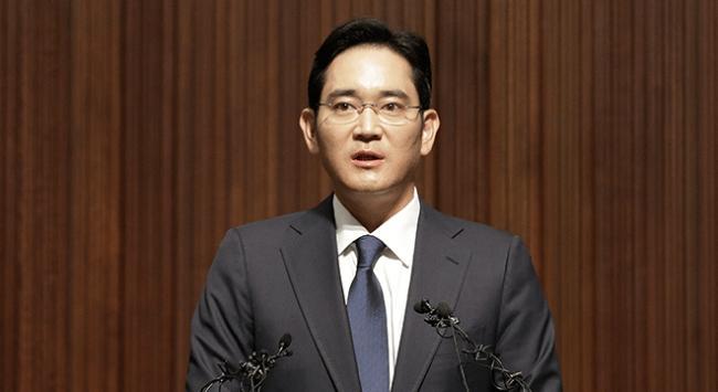 Samsungun veliahdı tutuklandı