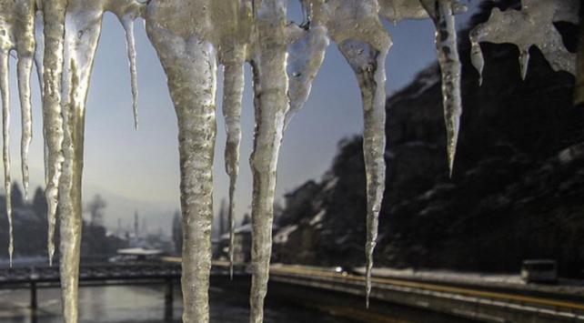 Meteorolojiden bu illere buzlanma ve don uyarısı