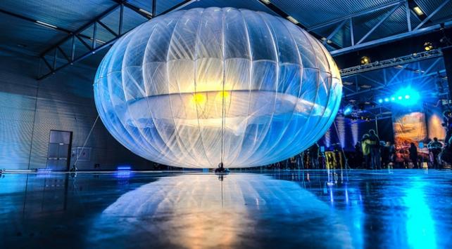 Googledan balonlu internet ağı için kritik adım