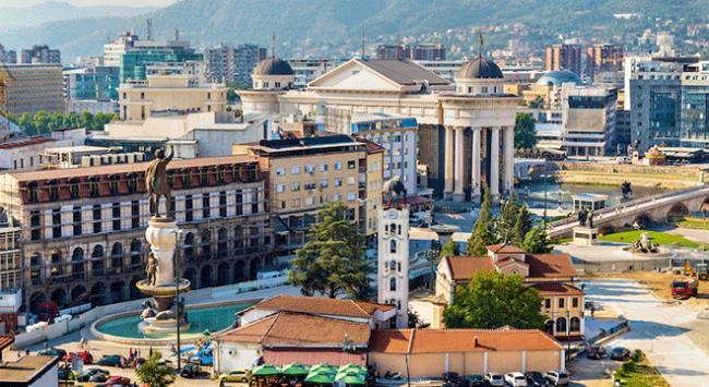 FETÖ Makedonya turizmini ters düz etti