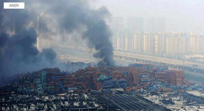 Çinde patlama: 3 ölü