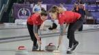 Türkiye, curlingde kızlarda finale çıktı