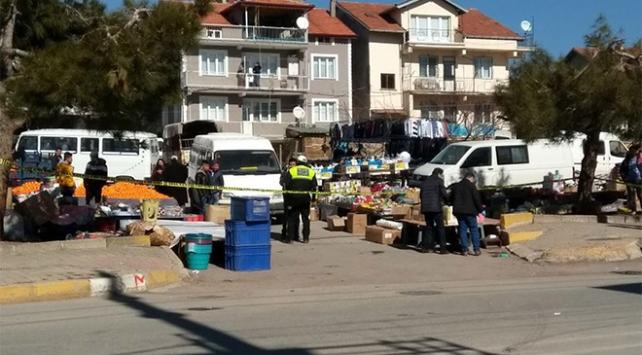 Uşakta silahlı saldırı: 2 ölü