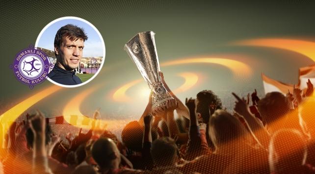 Numan Çürüksu UEFA Avrupa Ligi Haftanın 11inde