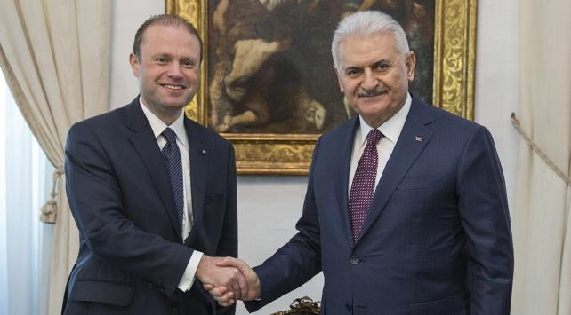 Başbakan Yıldırım: Türkiye her zaman bir adım önde