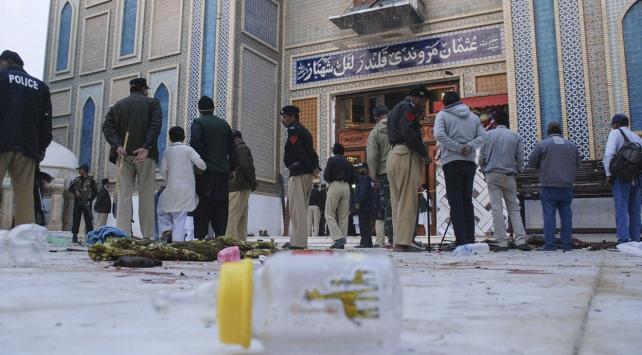 Pakistanda saldırının ardından 47 şüpheli gözaltına alındı
