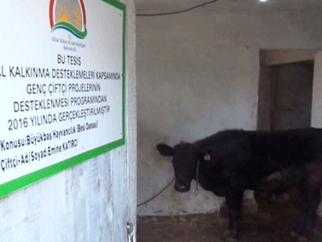 Gıda Tarım ve Hayvancılık Bakanlığından Genç çiftçi projesi