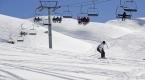 Lübnanda kayak sezonu