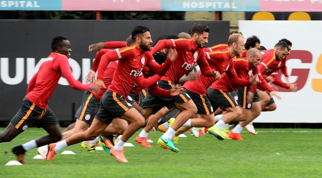 Galatasaray önemli isimlerden yoksun