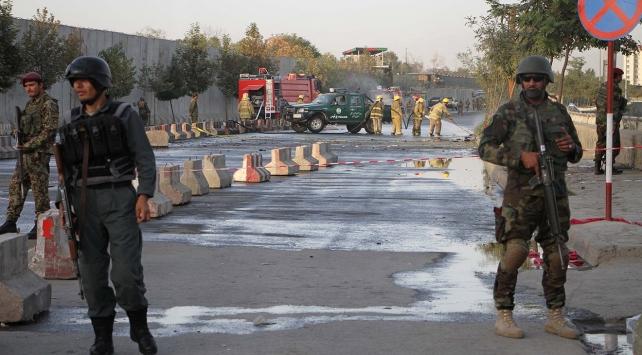 Teröristler askeri karakola saldırdı: 17 ölü