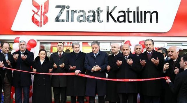 Ziraat Katılım Bankası Malatya Şubesi açıldı