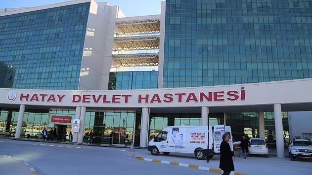 Hatay Devlet Hastanesi hizmet vermeye başladı