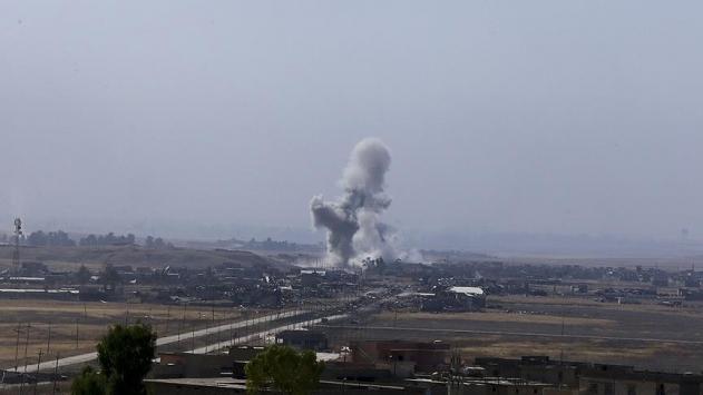 Irakta üst düzey DEAŞ militanı öldürüldü
