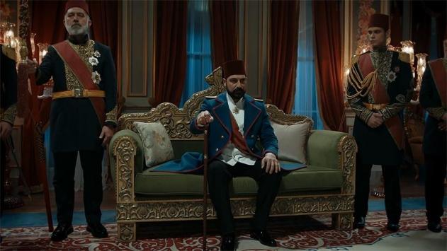 Payitaht Abdülhamid dizisi 24 Şubatta TRT1de