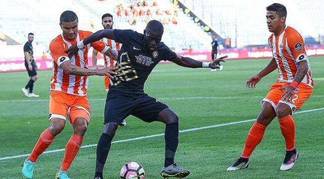 Osmanlıspor ilk galibiyetinin peşinde