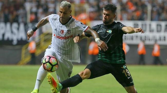 Beşiktaş ile Akhisar Belediyespor 10. randevuda