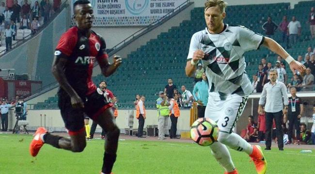 Gençlerbirliğinin konuğu Atiker Konyaspor