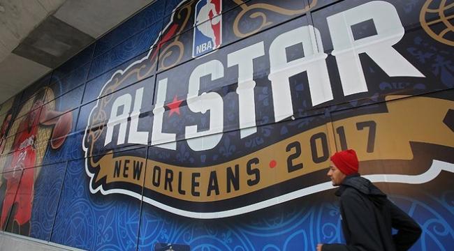 All-Starın ilk galibi dünya takımı