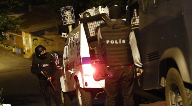 Terör örgütleri ve suç şebekelerine ağır darbe vuruldu