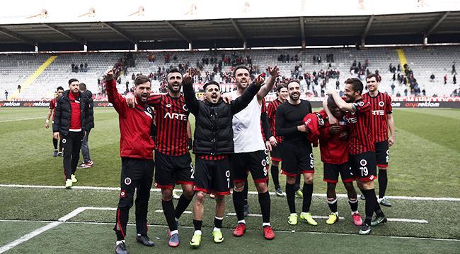 Gençlerbirliği, Atiker Konyasporu mağlup etti