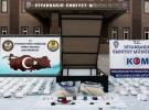 İstanbul'a gönderilecek patlayıcılar ele geçirildi