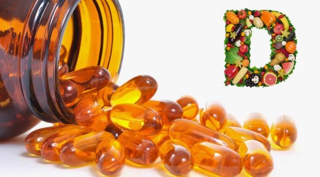 D vitamini grip ve nezleden koruyor