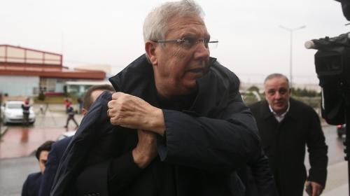 Aziz Yıldırım Futbolda şikede kumpas davası için Silivride