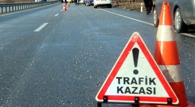 Kocaelide trafik kazasında 1 kişi yaralandı