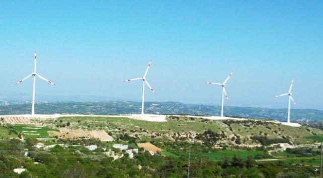 Türkiyenin ikinci büyük rüzgar santrali devrede