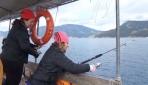 Dalyan kefal balığı festivali
