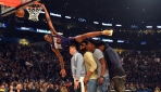 NBA All-Starda smaç yarışması heyecanı