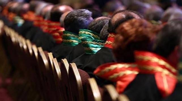 1. dereceye yükselen hakim ve savcılar belirlendi