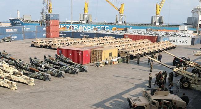 Silah ticareti artışında en büyük etken Ortadoğu ve Asya