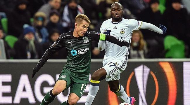 Fenerbahçe, Krasnodarı konuk edecek