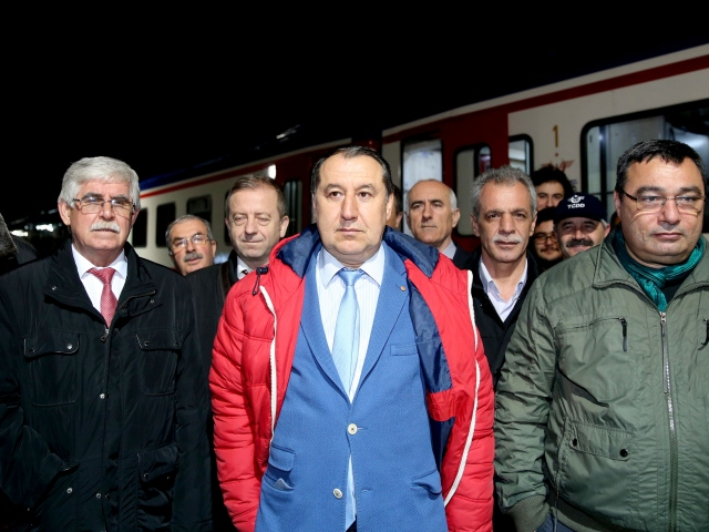İstanbul-Sofya Ekspresi ilk seferine çıktı