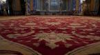 Beylerbeyi Sarayındaki 136 metrekarelik halı restore edildi