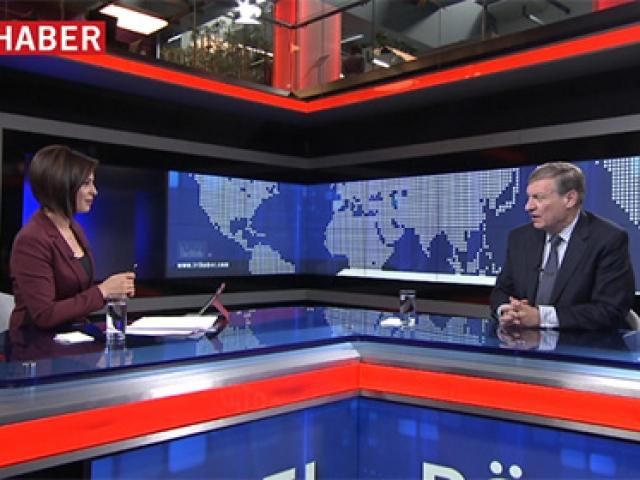 Trumpın AB Büyükelçi adaylarından Malloch TRT Habere konuk oldu