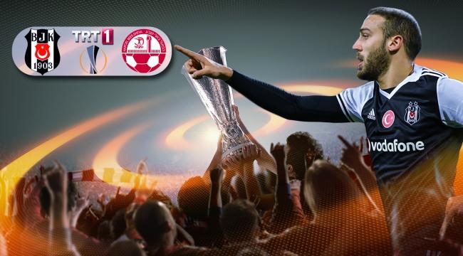 Beşiktaş - Hapoel Beer Sheva maçı CANLI izle