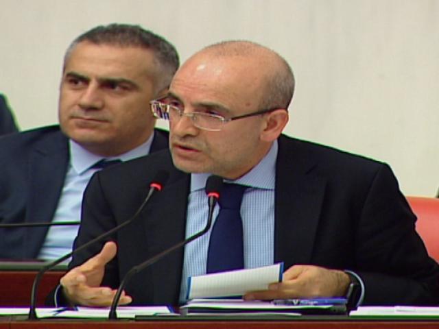 Başbakan Yardımcısı Mehmet Şimşekden madeni para açıklaması