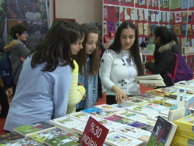 Tüyap Samsun Kongre ve Kültür Merkezi 3. kitap fuarı