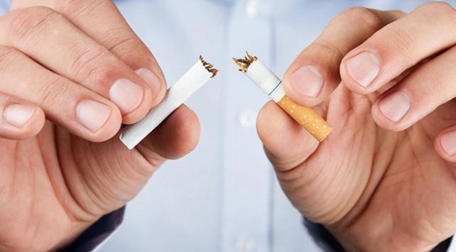 Sigarayı bırakmak isteyene ücretsiz sağlık hizmeti