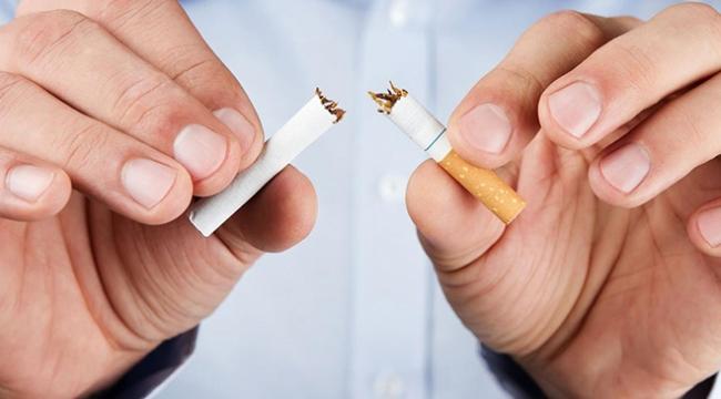 Tütünle mücadelenin tarihi yazıldı