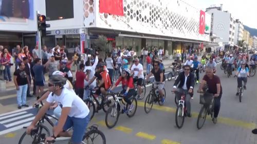 Marmaris 40 milyar avroluk bisiklet turizminin peşinde